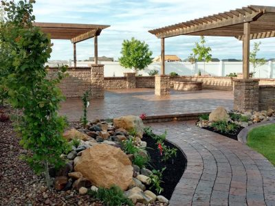 Hardscapes Outdoor Patio Great Falls MT